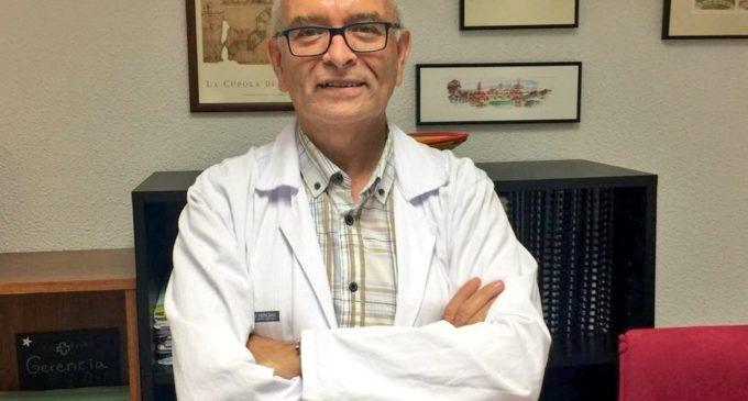 Julio Camacho, nuevo jefe de Cirugía del Hospital de Elda