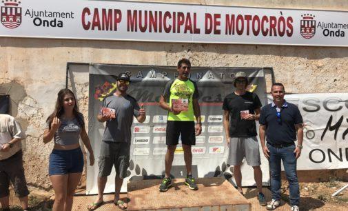 El piloto de Villena Ivan Ruiz afianza su segundo puesto en la general del Territorial Valenciano de motocrós