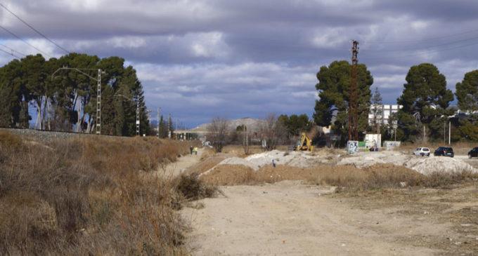 Villena permuta unos terrenos del polígono El Rubial por un solar privado situado junto al parque canino