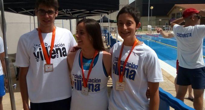 Brillante actuación en el campeonato de España de Natación de Rosalía Prats