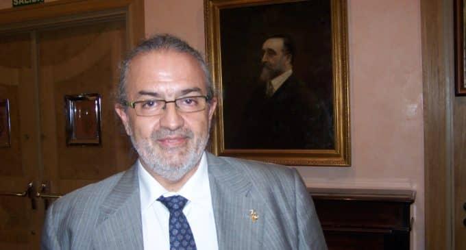 La Sociedad Musical felicita a Pedro Rodríguez, pregonero 2018
