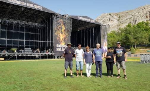 El Ayuntamiento de Villena y la promotora de los festivales de música abordarán su continuidad en septiembre