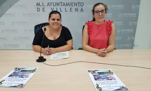 Ayuntamiento y comparsa de Cristianos organizan las verbenas en la plaza Mayor