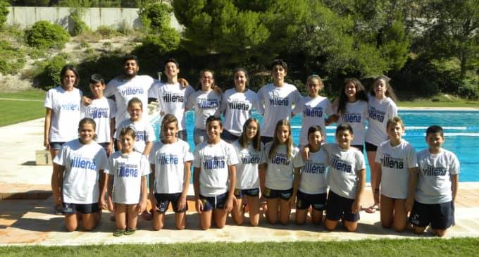 Agradecimientos y fin de temporada del Club Natación Villena