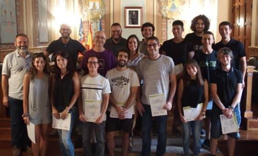 Diplomas al voluntariado en prevención de incendios forestales
