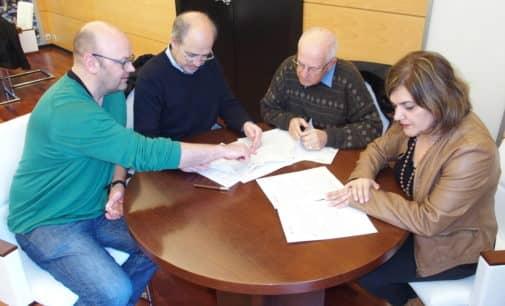 Bienestar Social propone un nuevo convenio con el CRIS para ampliar su uso en fines formativos y de empleo