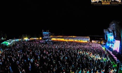 Villena vuelve a convertirse en la capital del rock
