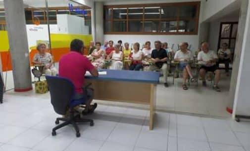 La Plataforma local de Pensionistas reanudará las concentraciones tras las fiestas locales
