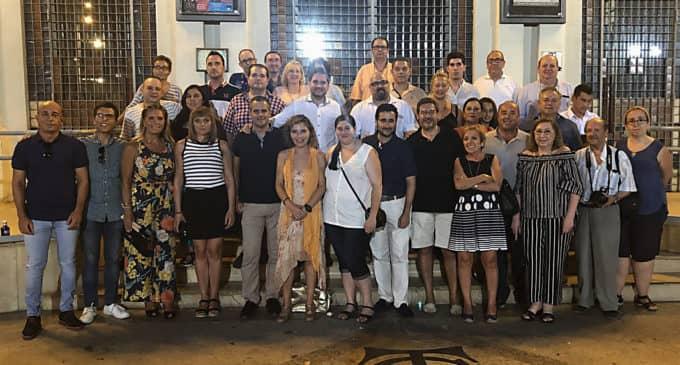 Agradecimiento por el Café Ciudadano realizado en Villena