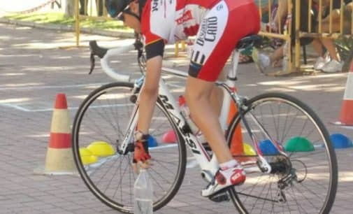 Ciclismo en Villena el 2 de septiembre