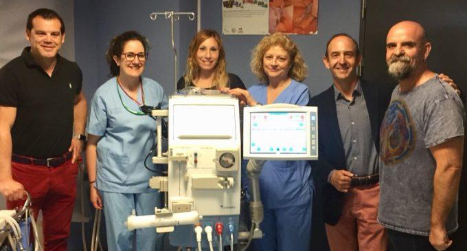 El hospital de Elda pone en marcha el proyecto de hemodiálisis domiciliaria