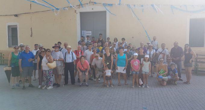 Visita al poblado ferroviario de La Encina