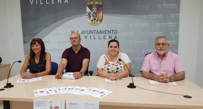 Vuelven los cursos de la Escuela de Municipal de Padres y Madres de Villena