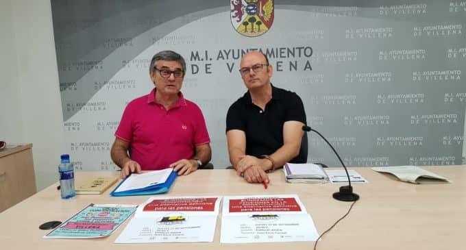 La Plataforma de Pensionistas de Villena  anima a la movilización ciudadana con tres nuevas actividades