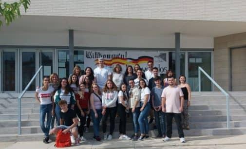 Intercambio de alumnos del IES Las Fuentes con un centro de Alemania