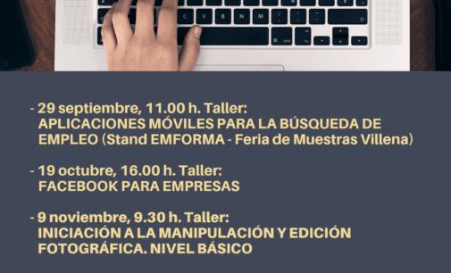 Abierto el plazo de inscripción para los talleres gratuitos del Aula Innova