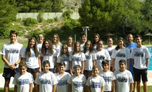 El Club Natación Villena comienza los entrenamientos de cara a la nueva temporada