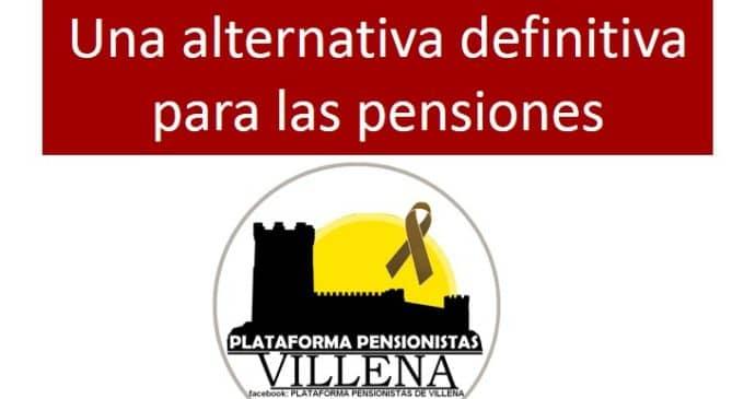 La Plataforma en Defensa del Sistema público de pensiones insiste en la necesidad de blindar las mismas en la Constitución