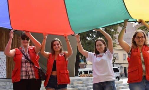 Cruz Roja celebrará en la plaza Mayor el Día internacional de la Juventud