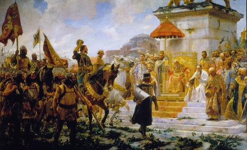 """Boato Cabalgata 2018 """"Entrada de Roger de Flor en Constantinopla"""""""