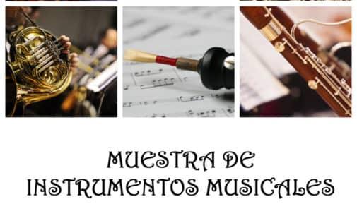 La Sociedad Musical organiza una muestra de instrumentos