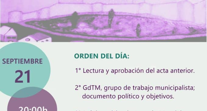 Convocatoria de Asamblea del Círculo Podemos