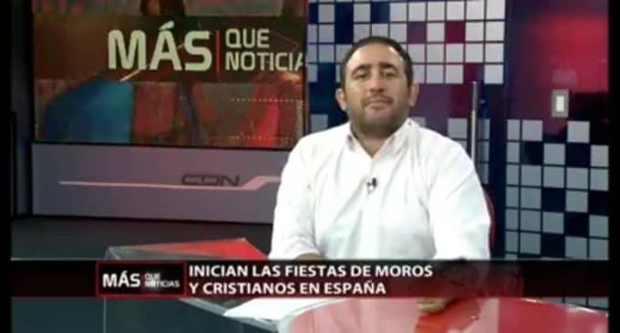 Cerdán rectifica las declaraciones sobre el vídeo de fiestas emitido por un canal de la televisión de la República Dominicana