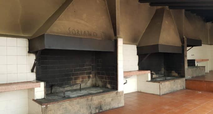 Las cocinas del santuario de Las Virtudes están cerradas desde junio