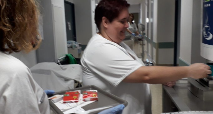 Los hospitales alicantinos servirán menús especiales en Navidad para facilitar la estancia de pacientes