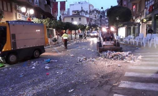 Los populares solicitan la convocatoria de la comisión para abordar la licitación de la limpieza viaria