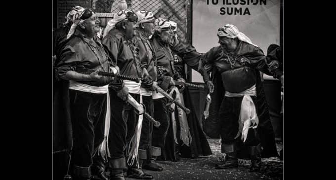 Aniceto López gana el primer premio del concurso de fotografía festera Katakí la bajoca