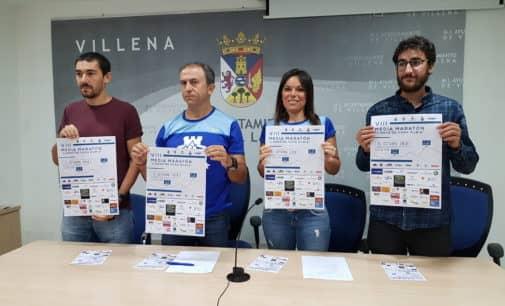 El Trail Villena organiza la VIII Media Maratón en Peña Rubia