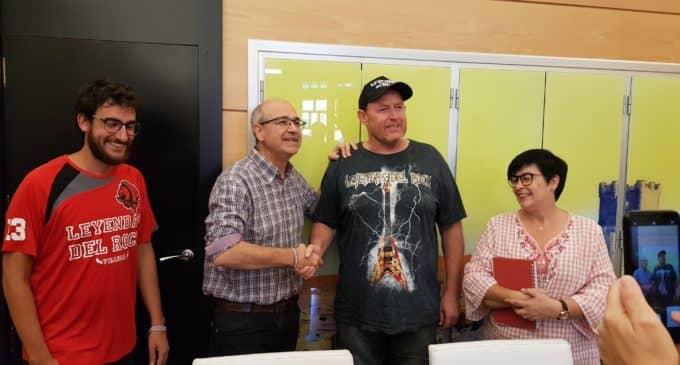 La banda Airbourne encabezará el cartel de Leyendas del rock en Villena