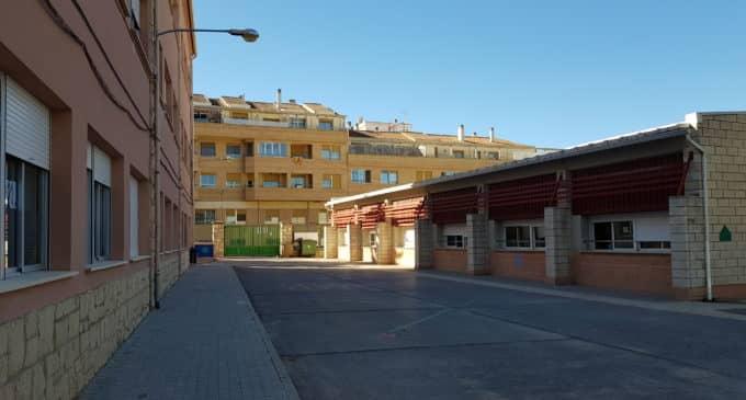 El equipo de gobierno insiste en que se ha difundido toda la información sobre las obras del colegio Príncipe
