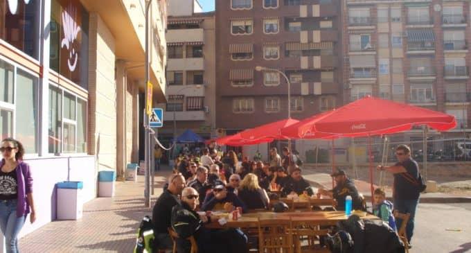 Primer MotoPalacio del Rock Solidario organizado en Villena recauda 1.255 euros