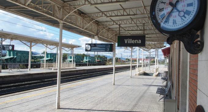 El PP pide a RENFE mejorar la accesibilidad en la estación de tren convencional de Villena