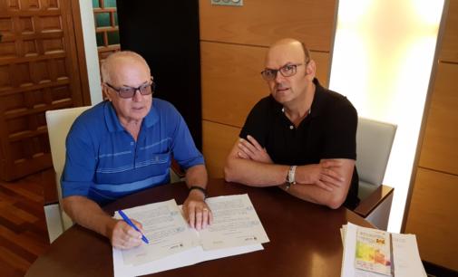 Convenio con la Fundación Sanamente para promover la formación ocupacional en el CRIS