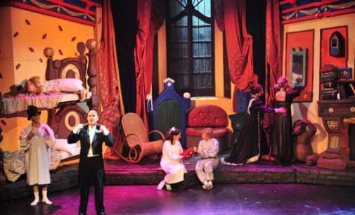 """""""Peter Pan, el musical"""", llega al Teatro Chapí de Villena"""