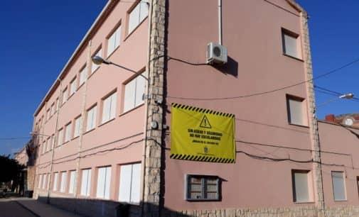 Conselleria prevé en julio el inicio de las obras de adecuación del colegio Príncipe