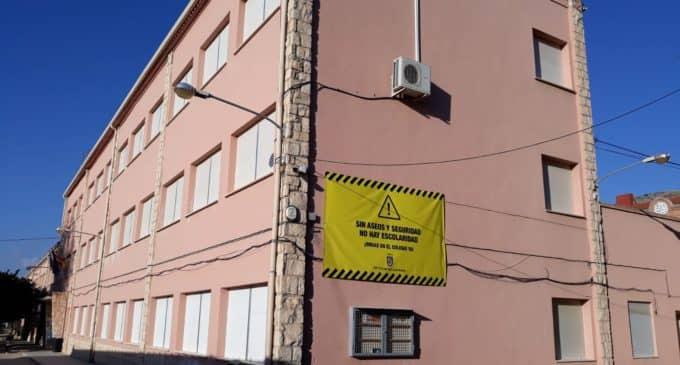 El AMPA del colegio Príncipe denuncia ante magistratura de trabajo el mal estado del centro