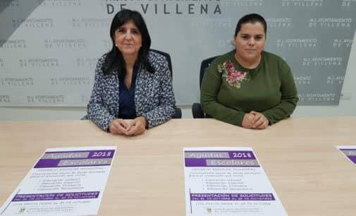 Educación destinará 45.000 euros en ayudas escolares