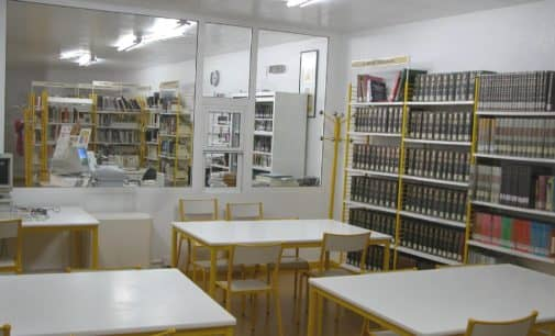 El Ayuntamiento no descarta trasladar la biblioteca La Paz a la pirámide