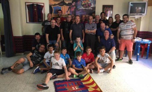 La Peña Barcelonista de Biar celebra su comida anual