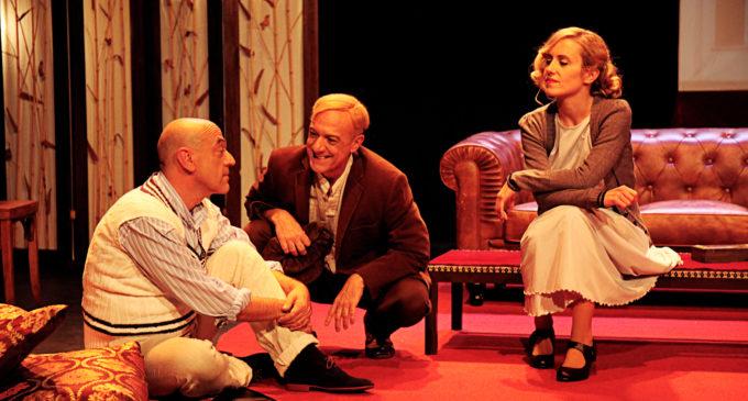 """""""Shakespeare en Berlín"""", teatro de cerca en el Chapí de Villena"""