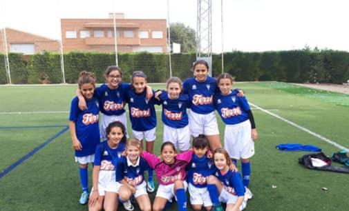 Sendas goleadas El Alevín B y el Cadete B del Villena CF