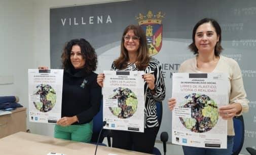 La Sede Universitaria de Villena organiza unas jornadas sobre alternativas al abuso de plásticos
