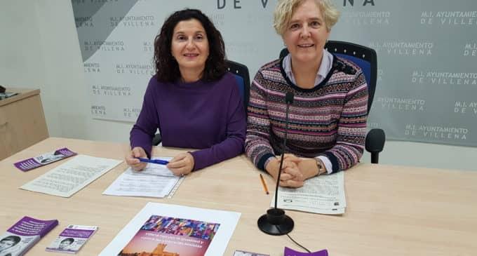 Villena galardonada en el concurso nacional de buenas prácticas contra la violencia de género