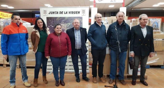 Villena recopila 4.000 kilos de tapones de plástico para ayudar a Bruno