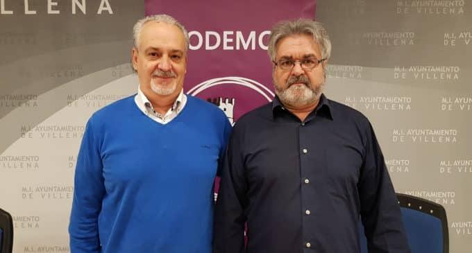 El Círculo Podemos Villena baraja presentarse a las elecciones municipales junto a Izquierda Unida
