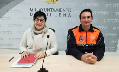 José Miguel Pastor Martínez es el nuevo jefe de Protección Civil de Villena